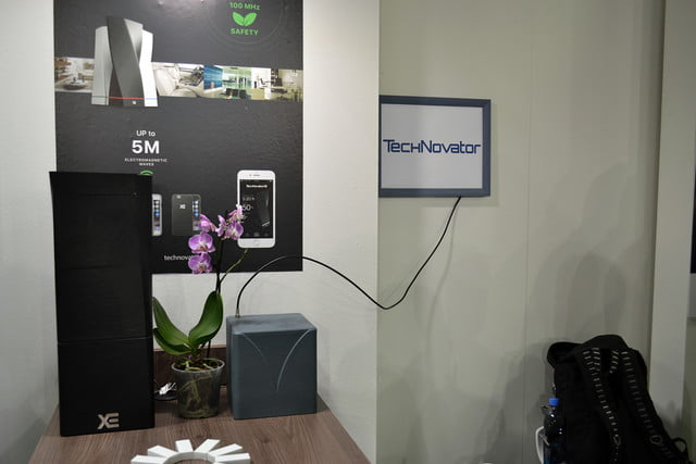 Technovator Wireless Charging