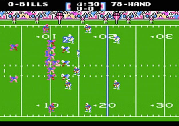 best nes games ever tecmo super bowl