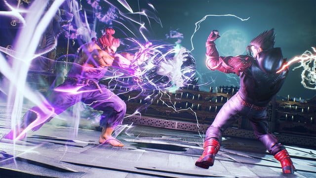 tekken 7 tekken7 screens