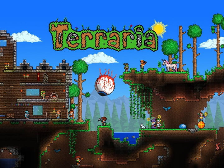 how to craft a glass door in terraria
