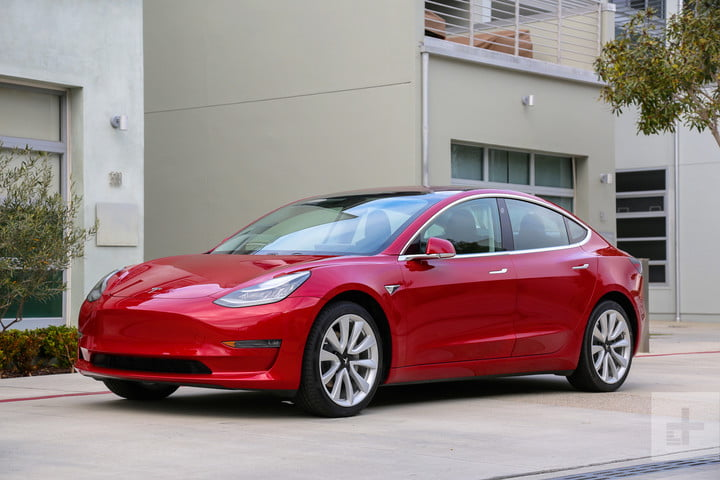 Tesla Model 3 Miles Branman Digital Trends