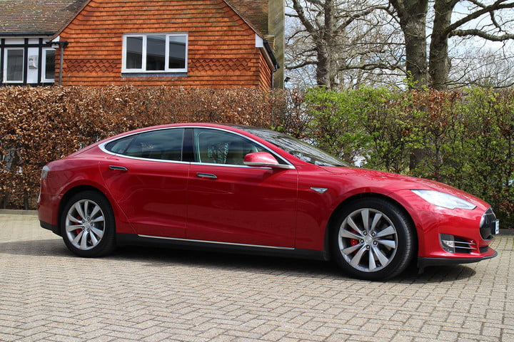 Abnormally Normal: Driving the Tesla Model S P90D
