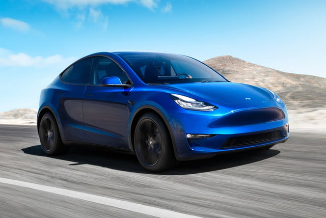 New 2020 Tesla Model Y Suv Price Specs And Range Digital Trends