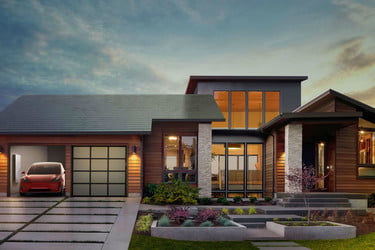 Solar Roof Cost >> Tesla S Smart Roof Will Cost You Less Than A Regular Roof Digital