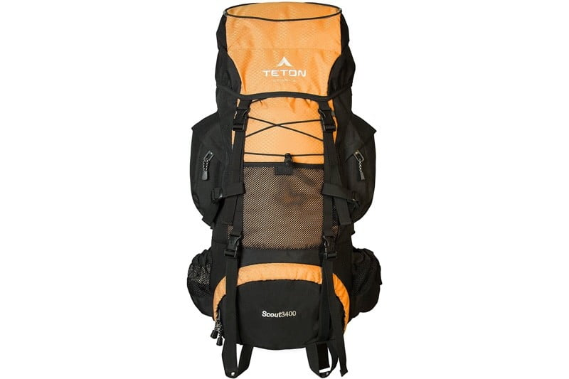 dirt cheap camping gear teton sport backpack