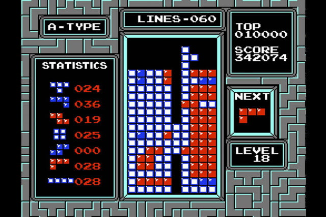 best nes games ever tetris 10