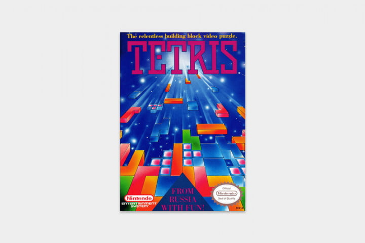 best nes games ever tetris cover