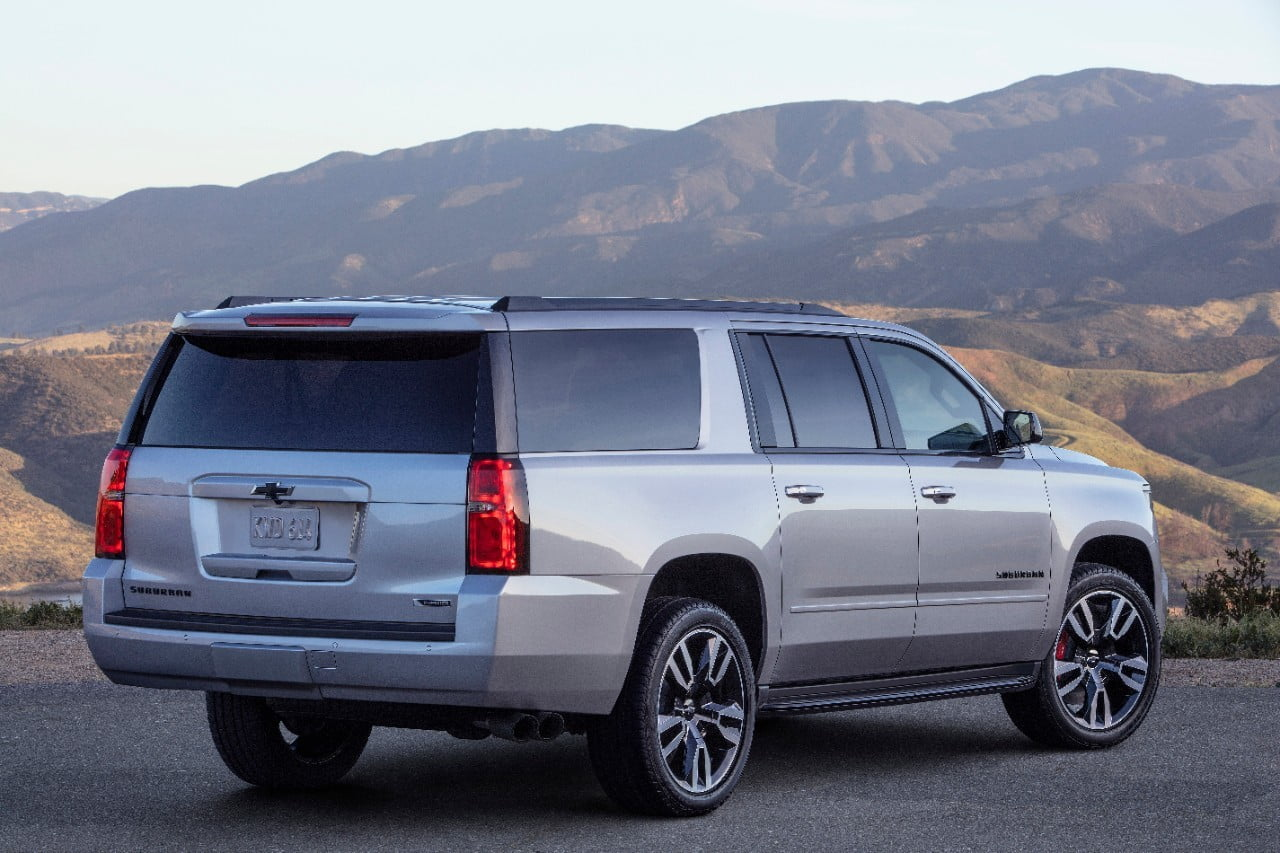 2019 Chevrolet Suburban RST Performance Package Headed to Dealers | Digital  Trends