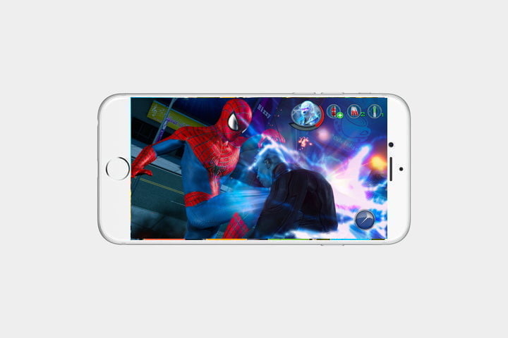 best iphone games the amazing spiderman
