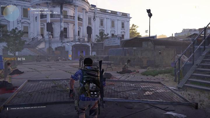 The Division 2 How To Get Into The Open Beta Ps4 Xbox One And Pc Digital Trends