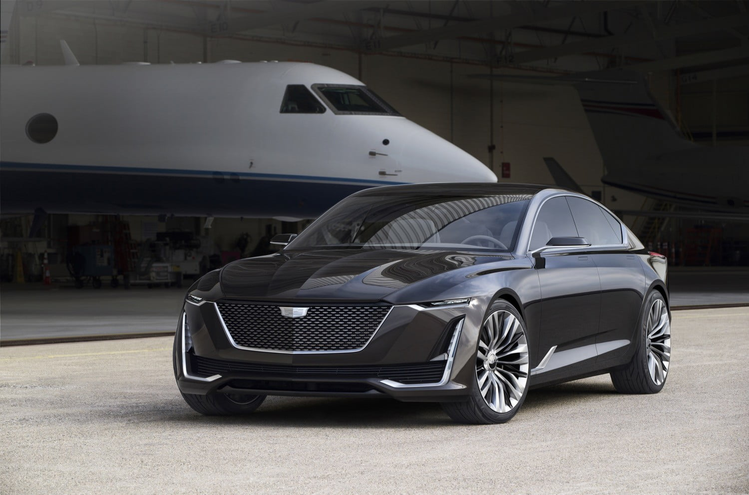 cadillac escale concept slated for production in 2021 report says rh digitaltrends com