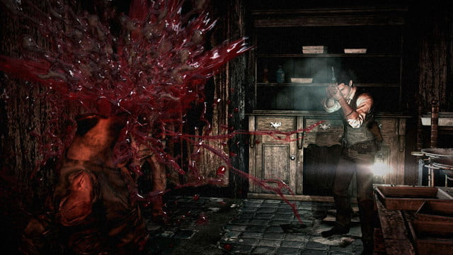 The Evil Within screenshot 11