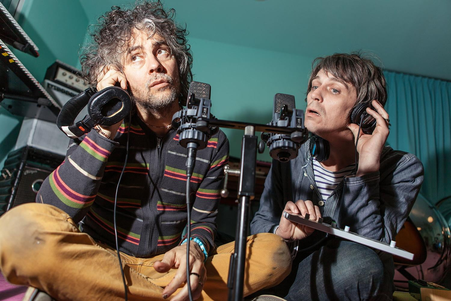 If Sgt. Pepper wasn't weird enough, count on The Flaming Lips to turn up the dial