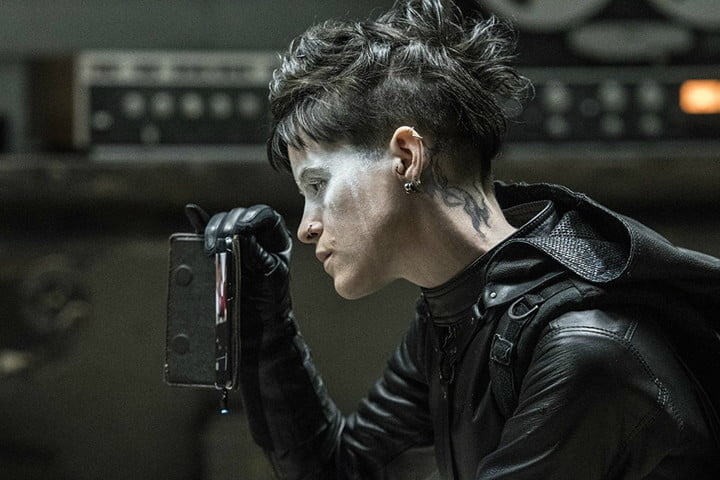 best new movie trailers the girl in spider s web claire foy