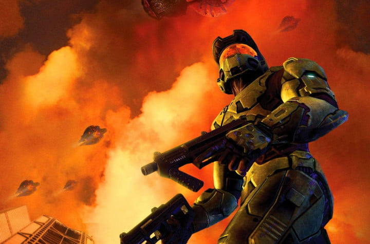 The History of the Xbox Halo 2 ss1