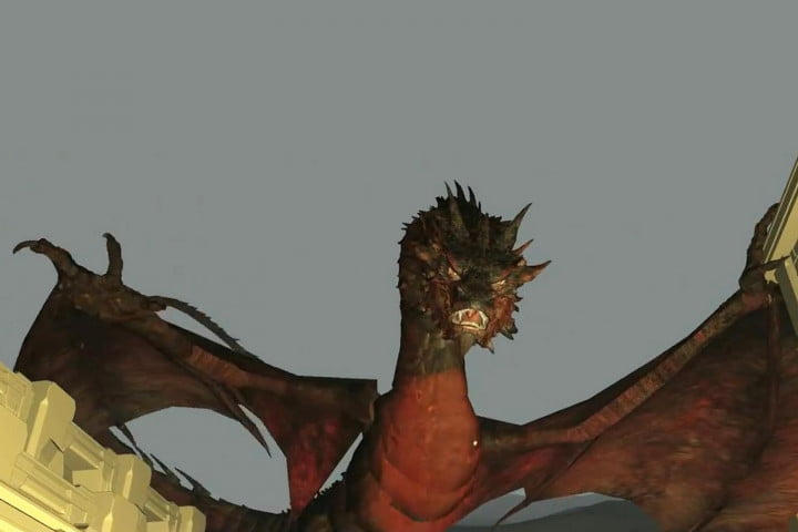 The Hobbit The Desolation of Smaug FX 048
