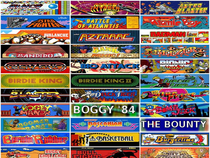 The Internet Arcade lets you play 900+ classic games in your browser