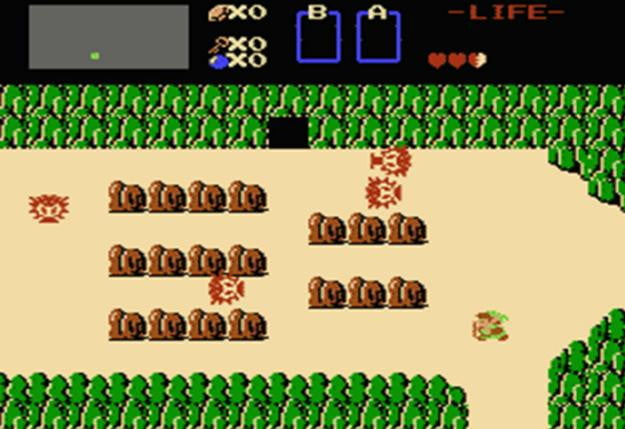 best nes games ever the legend of zelda