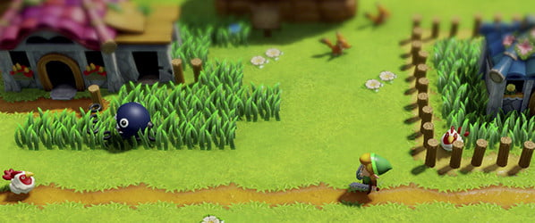 The Legend of Zelda: Link's Awakening is endearing and wonderfully weird