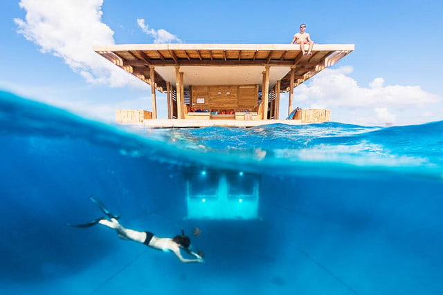 retreat from society and relax in these idyllic cabins around the world manta resort 9