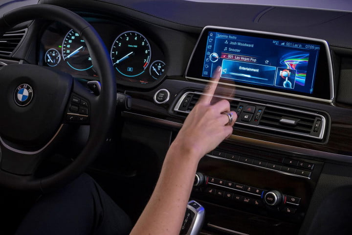 new bmw idrive features touchscreen and gesture recognition the next generation of 20