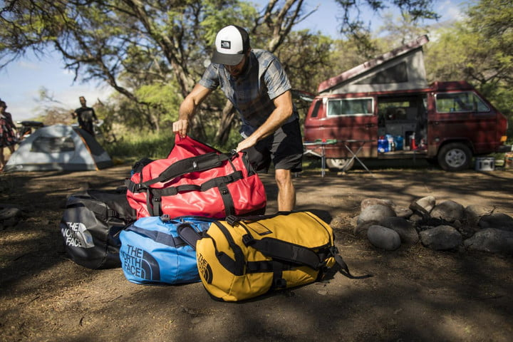 The North Face Base Camp Duffel lifestyle