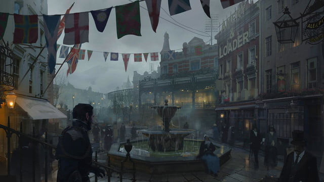 the order 1886 screenshot 012
