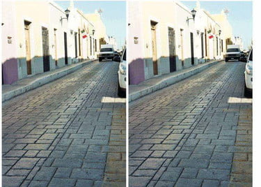 What If Two Roads Are Illusion What If >> This Optical Illusion Of Two Identical Images Is Confusing The