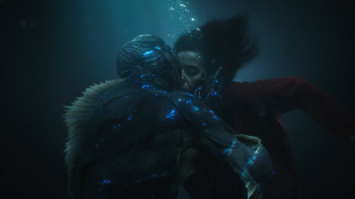 The Shape of Water review