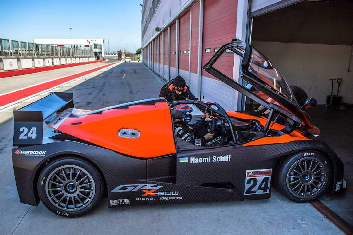 The ktm x bow gets a closed cockpit gt4 version for - X bow ktm ...