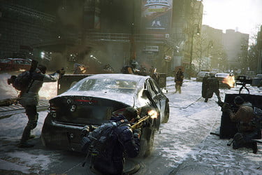 Tom Clancy's The Division recommended specifications | Digital Trends