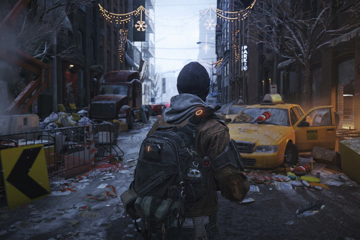 Cheaters running rampant in The Division's PC beta