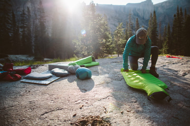 best backpacking sleeping pads therm a rest trail king lifestyle