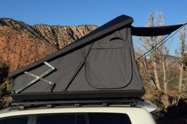 eezi awn stealth thestealth2 & The Stealth is Eezi-Awnu0027s newest hardtop rooftop tent for easier ...