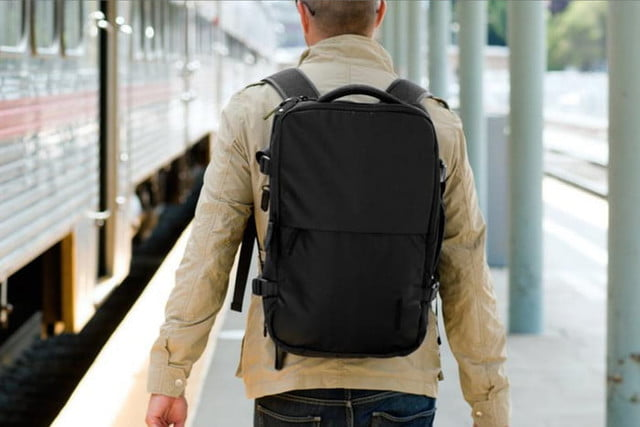 how to pack your gadgets for travel backpack laptop