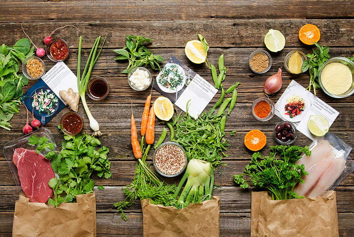 Sun basket meal delivery will reach 98 percent of us digital trends sun basket third distribution center three recipe bags forumfinder Choice Image