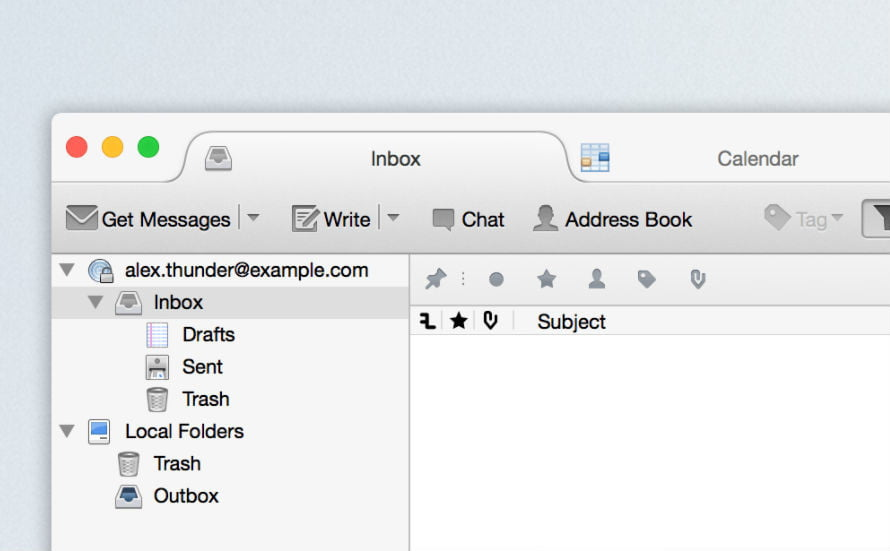 best email clients thunderbird 2