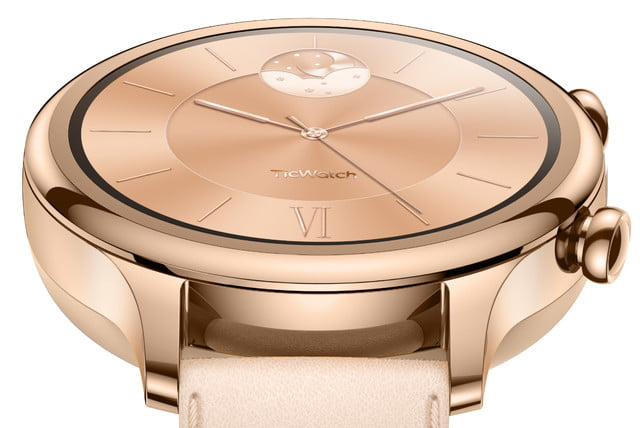 mobvoi ticwatch c2 ticpods free news gold face