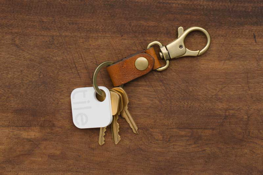 Originally, Tile Was A Little Device That You Could Clip To Your Keys Or  Stick In Your Bag. During Your Morning Misplaced My Keys Routine, You Could  Use ...