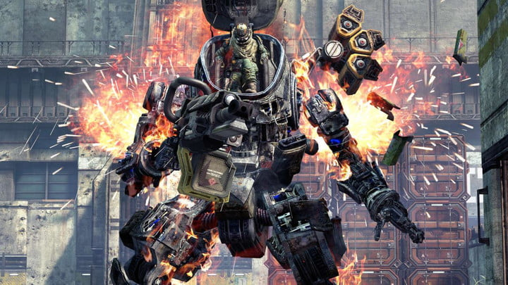 titanfall dlc free eject