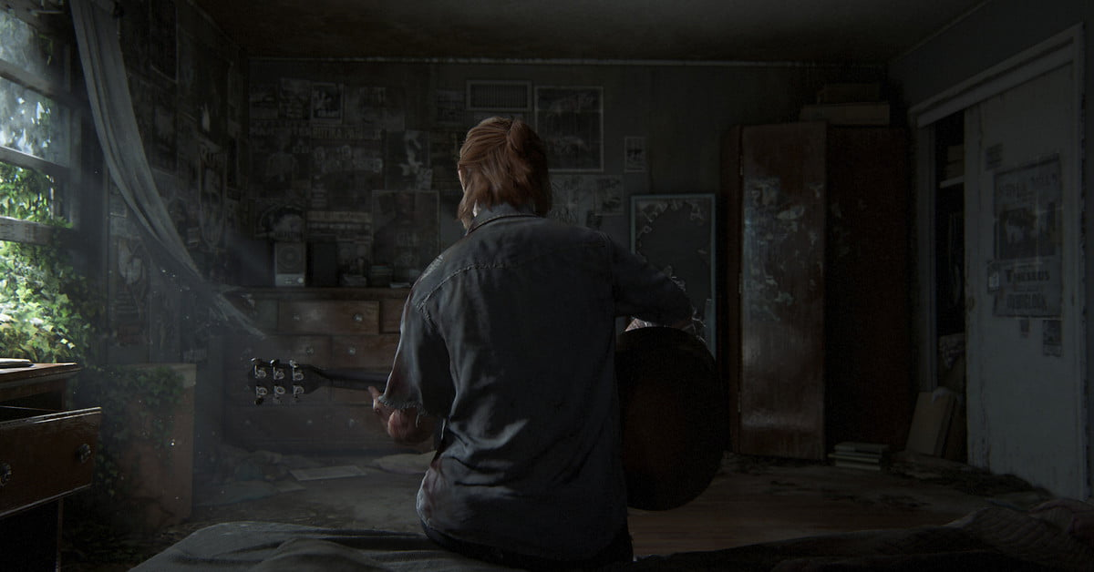First 'The Last of Us: Part II' gameplay shows just how deadly Ellie has become