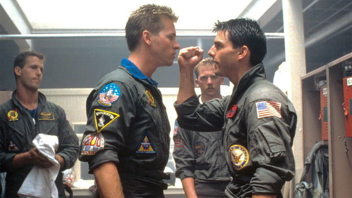 Tom-Cruise-Maverick-Val-Kilmer-Iceman