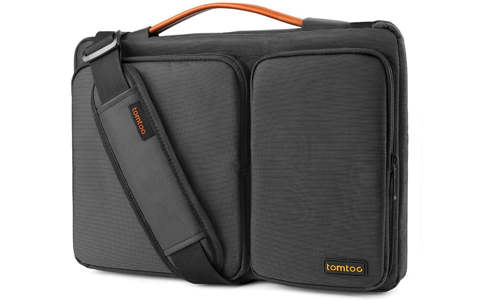 Tomtoc has some of the most well-reviewed laptop bags on Amazon and with  good reason. The 11.6-13-inch 360 protective bag is a perfect fit for Dell  XPS 13 ... ce0f53feb58d