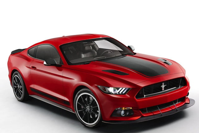 2016 Ford Mustang Mach 1 | Specs, performance, and pricing | Digital ...