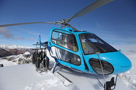 Tordrillo Mountain Lodge becomes first in U.S. to offer heli-biking tours