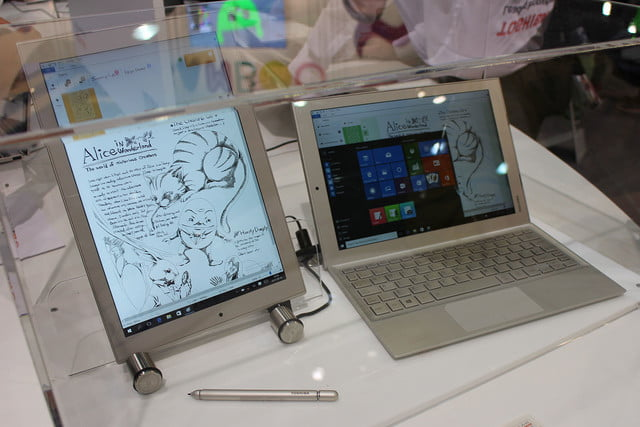 the new laptops of ifa 2015 toshiba dynabook  1