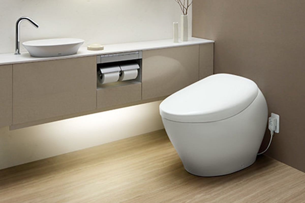 The modern toilet in our homes and businesses have evolved