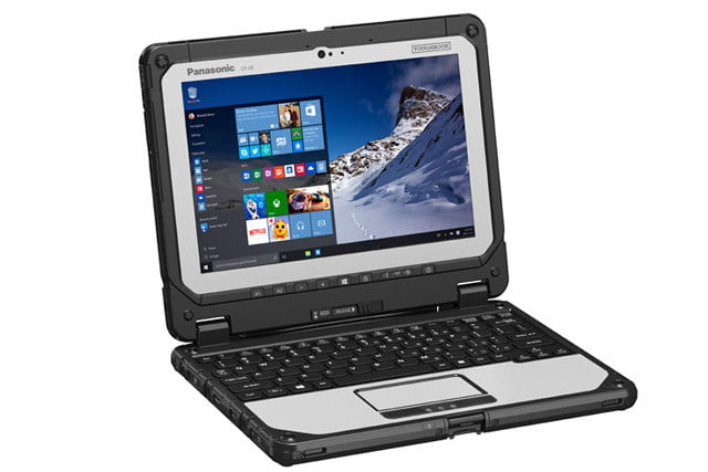 panasonic new toughbook 20 2 in 1 is a hardy little 10 incher toughbook01