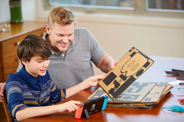 nintendo labo german ratings board toy con robot