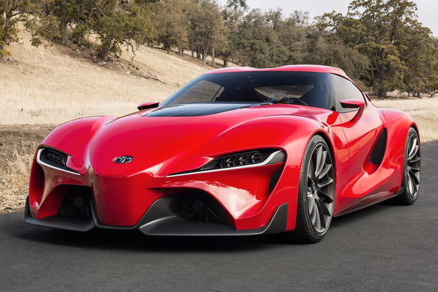 calling conservative toyotas striking ft 1 concept coming life toyota f1 exterior 005